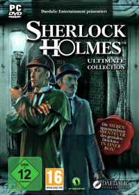 Sherlock Holmes - Ultimate Collection