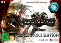 Blackguards - D.S.A. - Collector's Edition