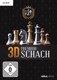 3D Premium Schach