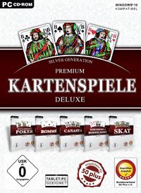 Silver Generation-Kartenspiele Deluxe
