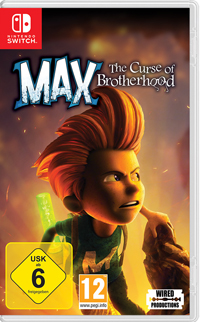 Max: The Curse of Brotherhood