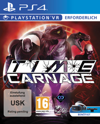 Time Carnage (PSVR)