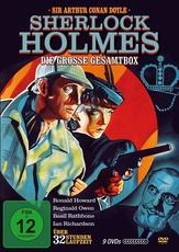 Sherlock Holmes - Die große Gesamtbox