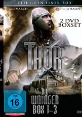 Thor - Die Wikinger Box 1-3