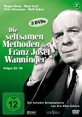 Die seltsamen Methoden des Franz Josef Wanninger - Box 2