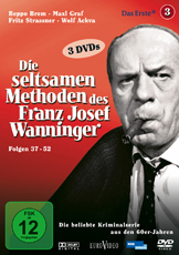 Die seltsamen Methoden des Franz Josef Wanninger - Box 3