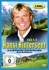 Hansi Hinterseer Box 1 (3 DVDs)