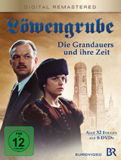Löwengrube Box-remastered/8DVD