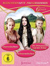 Märchenhafte Prinzessinnen