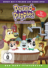 Pound Puppies - Der Pfotenclub - Staffel 2