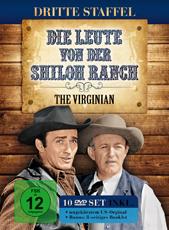 Die Leute von der Shiloh Ranch - 3. Staffel (Softbox)