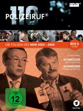 Polizeiruf 110-MDR Box6