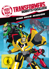 Transformers - Robots In Disguise - Staffel 1