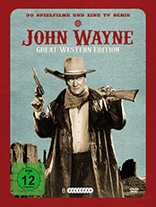 John Wayne – Great Western Edition
