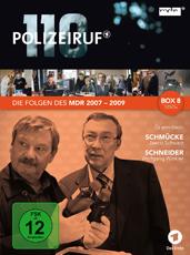 Polizeiruf 110-MDR Box 8