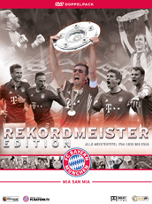 FC Bayern München Rekordmeister Edition