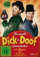 Die große Dick & Doof Sammlerbox