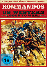 Kommandos - US Western Goes To War