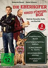 Die Eberhofer - Kruzifünferl Box