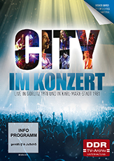 Im Konzert: City