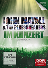 Im Konzert: John Mayall and his Bluesbrakers