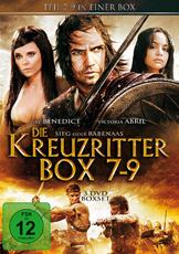 Die Kreuzritter-Trilogie 3 - Limited Edition