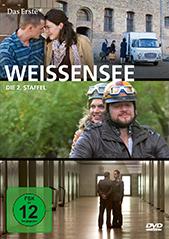 Weissensee - Die 2. Staffel (2 DVDs)