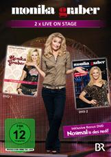 Monika Gruber - Zweimal live on Stage