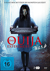 Das Ouija Experiment Box 1-6