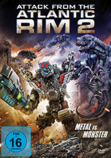 Attack from the Atlantic Rim 2: Metal vs. Monster