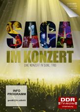 Im Konzert: Saga