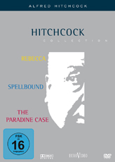 Hitchcock Collection - 1 (3 DVDs)