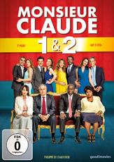 Monsieur Claude 1&2 (2 Discs im Schuber)