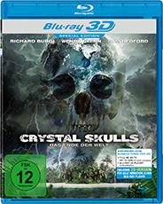 Crystal Skulls 3D
