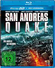 San Andreas Quake  3D