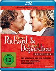 Pierre Richard & Gérard Depardieu Edition