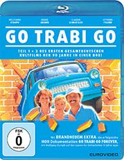 GO TRABI GO, TEIL 1 + 2