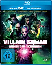 Villain Squad - Armee der Schurken  3D