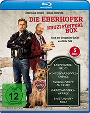 Die Eberhofer - Kruzifünferl Box