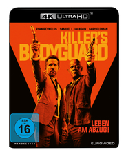 Killer's Bodyguard 4K UHD