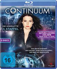 Continuum Staffel 3