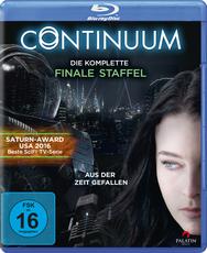 Continuum  Staffel 4 - Das große Finale