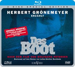 Das Boot - HÖRSPIEL - 3 Disc Special Edition