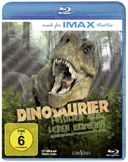 IMAX®: Dinosaurier
