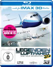 IMAX®: Legenden der Luftfahrt 3D
