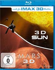 IMAX(R): Sun 3D / Mars 3D