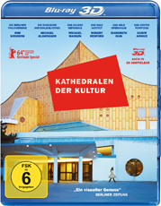 Kathedralen der Kultur 3D - 2-Disc-Set in 2D & 3D