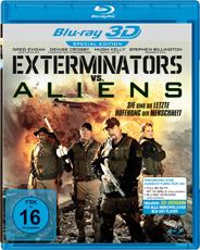 Exterminators vs. Aliens 3D