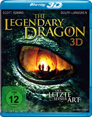 The Legendary Dragon 3D
