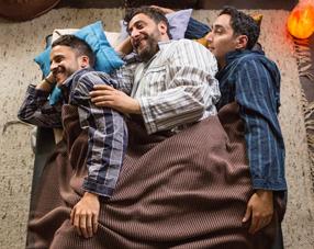 3 Türken und ein Baby Szenenbild 2